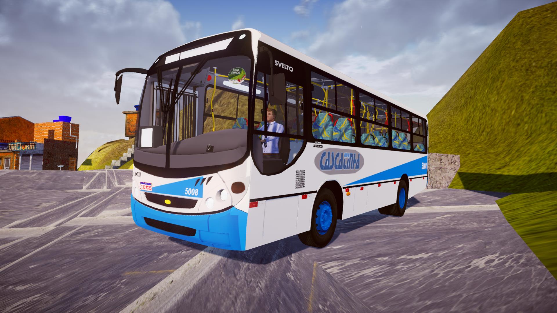 Mod do Comil Svelto 2000 MB OF-1721 (Padrão Cascatinha) para Proton Bus Simulator