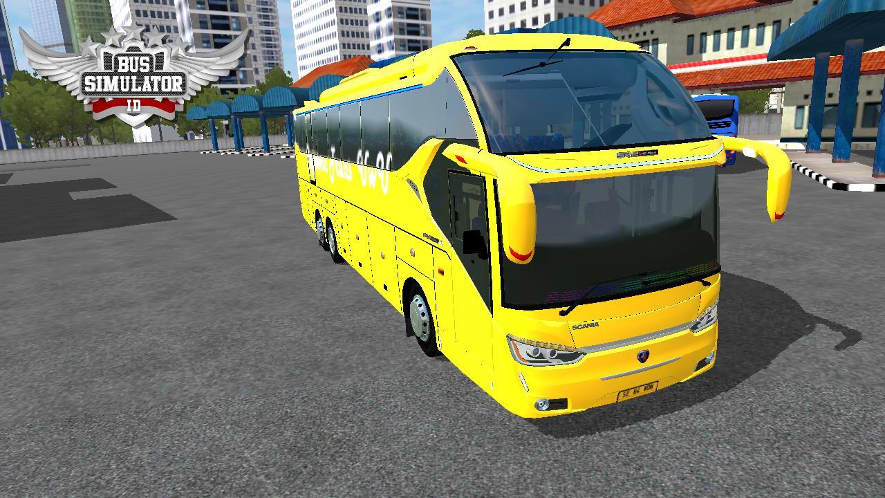 Bus Simulator Indonésia: Mod SR2 K410 (Download)