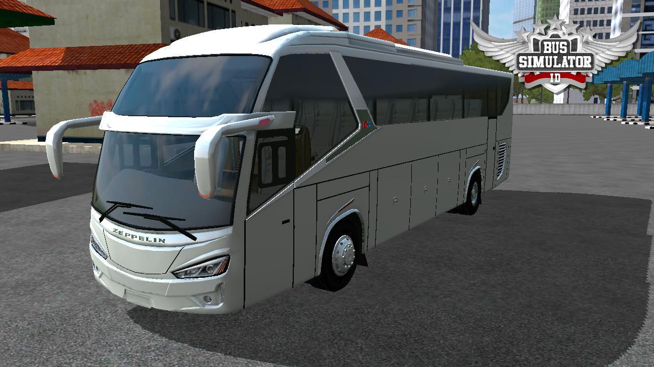 Bus Simulator Indonésia: Mod Zeppelin G3 for Bussid (Download)
