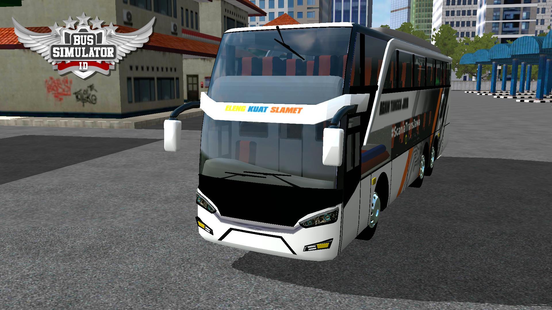 Bus Simulator Indonésia: Novo mod editado por AzuMods – Jetliner SHD (Download)