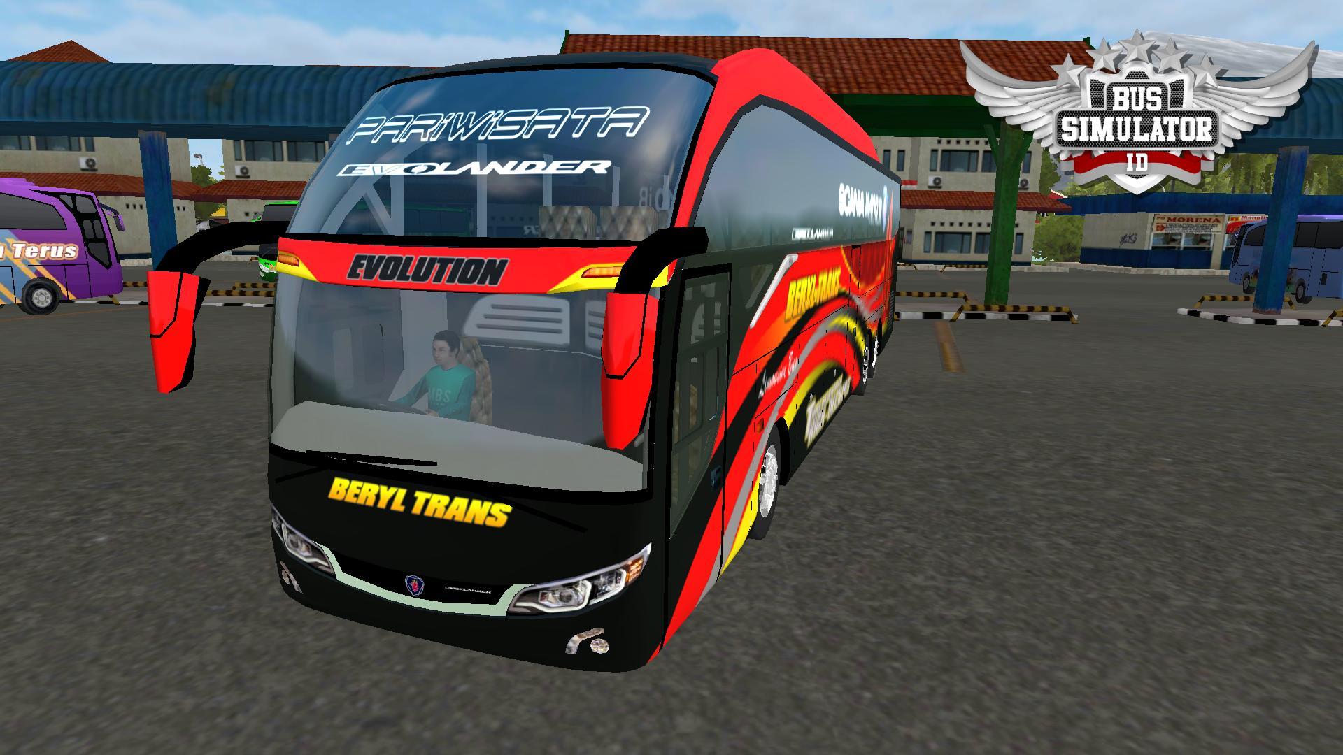 Bus Simulator Indonésia: Evolander MBS (Download)