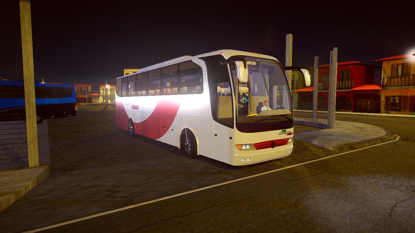 Mod do Marcopolo Multego OC-500 RF 1842 Fase 2 para o Proton Bus Simulator/Road